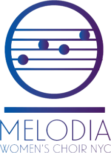 Melodia Women's Choir newsletter