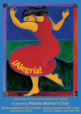 Allegria Melodia Womens Choir NYC