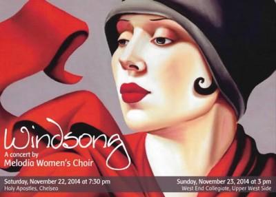 Windsong Melodia Women's Choir